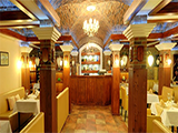 Фарфор, ресторан